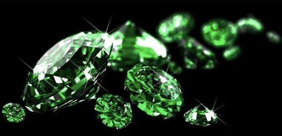 Pedras Preciosas: Esmeralda