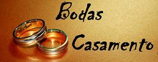 Bodas de Casamento – Saiba o que são e quais são