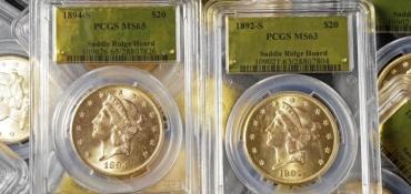 Moedas de Ouro – Imagine encontrar uma fortuna em Moedas de Ouro no quintal de casa