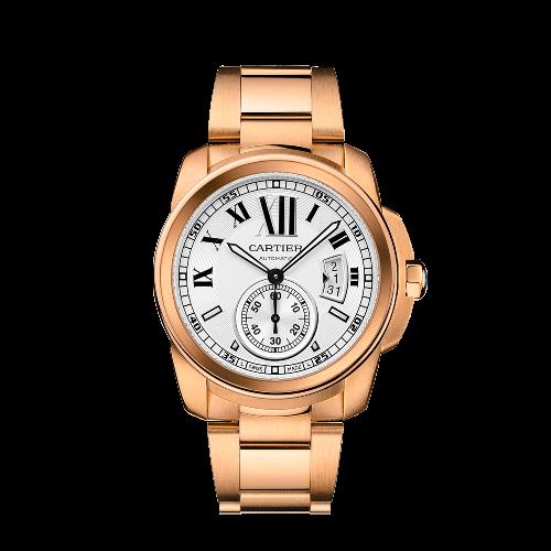 410d1ec79a9 Relogio Automatico Cartier em Ouro puro - Compro Ouro BH - Venda seu ...