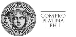 Compro Platina BH, uma novidade do Grupo Compro Ouro BH