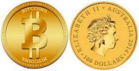 Bitcoin, ou Ouro? O que é melhor.