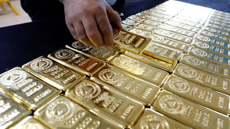 ouro e bitcoin