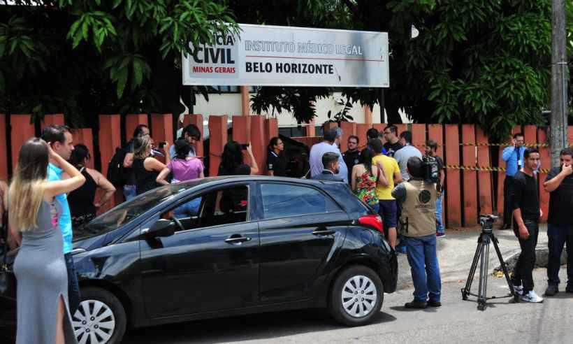 IML DE BELO HORIZONTE IDENTIFICA CORPOS DA TRAGÉDIA DE BRUMADINHO