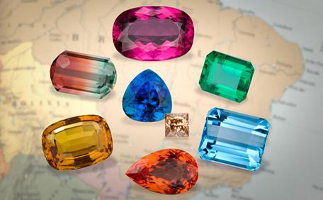 pedras preciosas do brasil