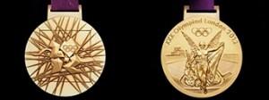 Medalha de Ouro Olímpica