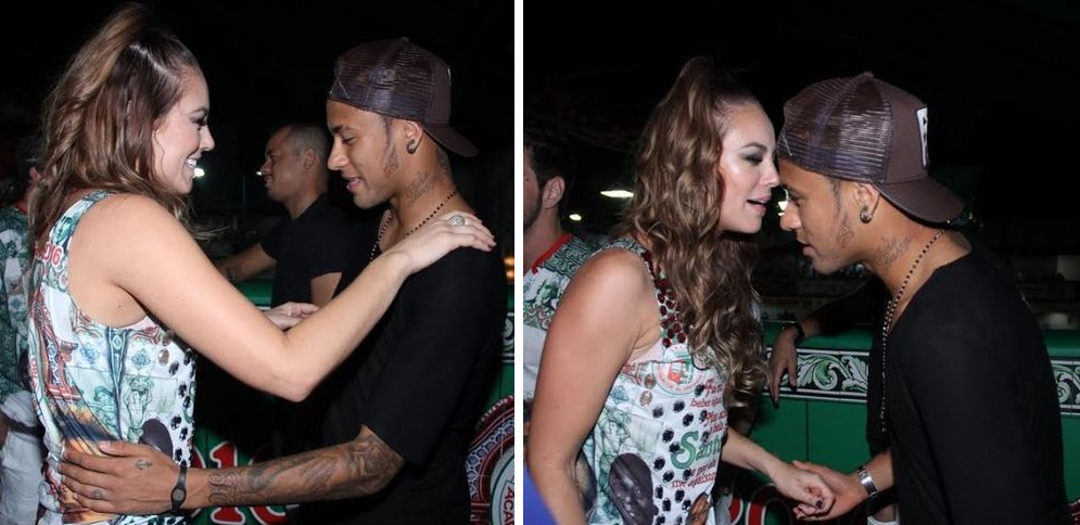 Neyma Paolla Oliveira Noite juntos samba