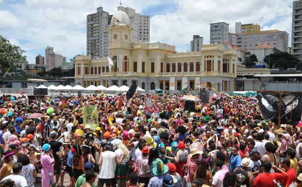 Carnaval de BH Praca da Estacao