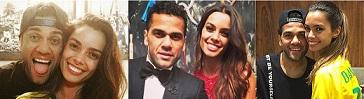 Joana Sanz ganha anel de diamante de Daniel Alves