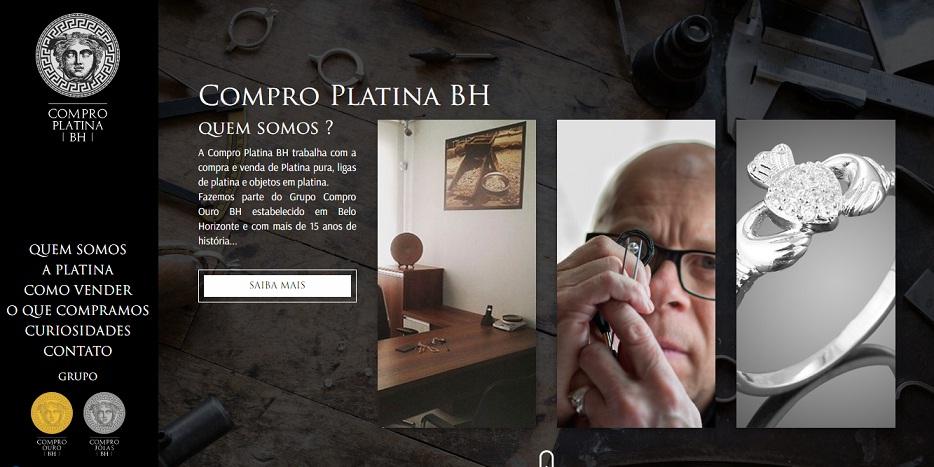 Portal Compro Platina BH
