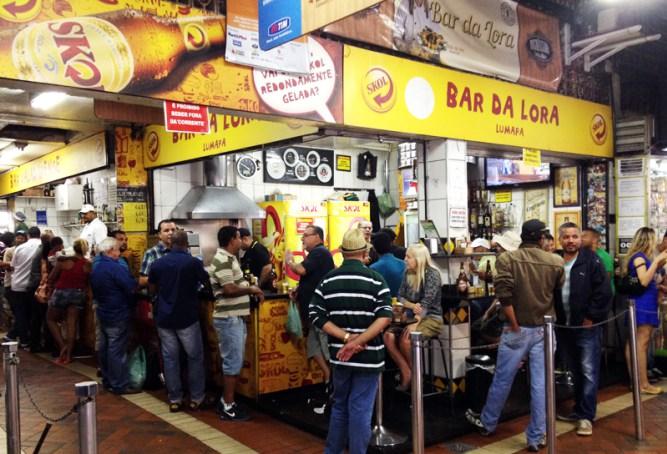 Bar da Lora Mercado Central de BH
