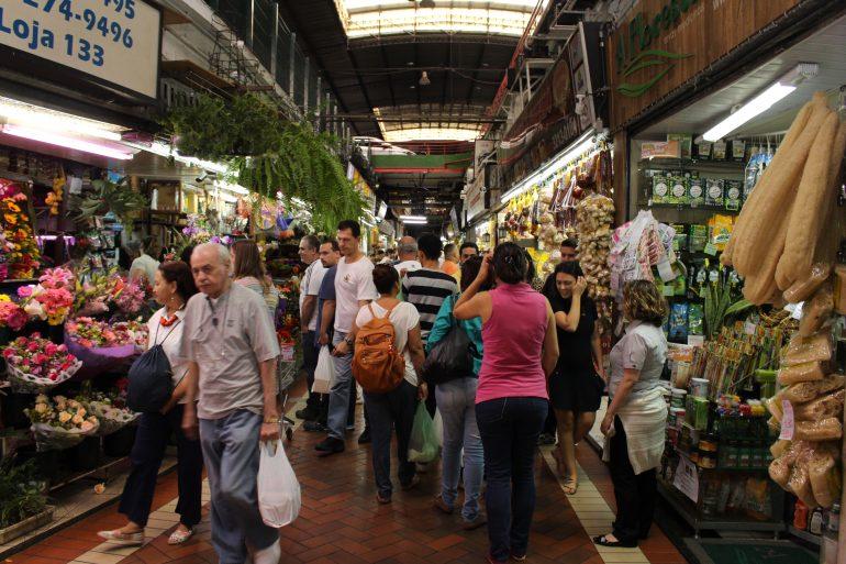 Corredor do Mercado central