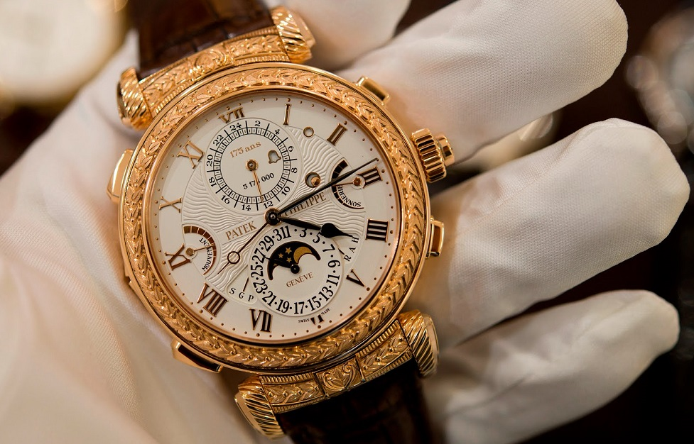 patek philippe most complicated