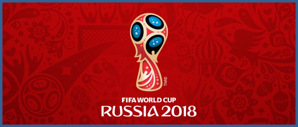 COPA DO MUNDO DA RUSSIA 2018