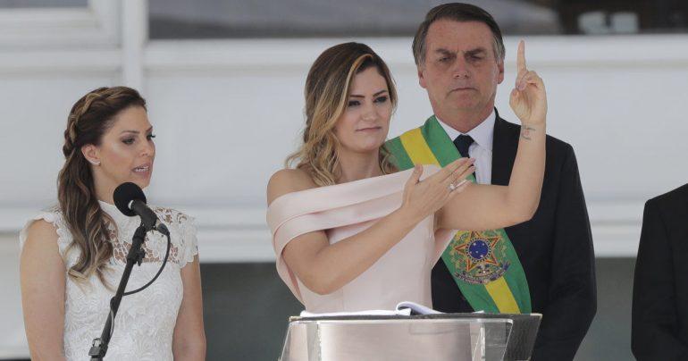 DISCURSO DE MICHELLE BOLSONARO EMOCIONOU A TODOS