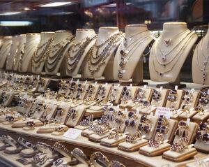 O mercado de joias mundial e sua influência na economia